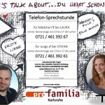 """""""Let's talk about…"""" Telefonsprechstunden der ProFamilia"""
